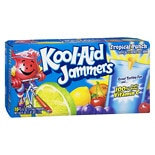 Kool-Aid Jammers Juice Drinks Tropical Punch