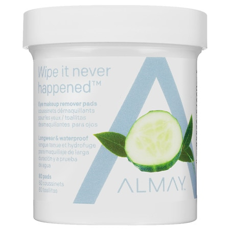 Almay Longwear & Waterproof Eye Makeup Remover Pads