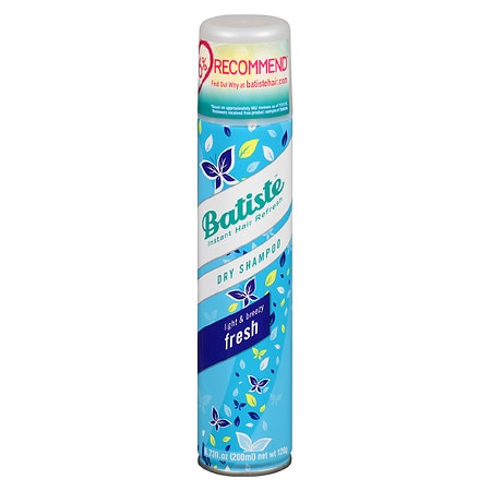 Batiste Dry Shampoo Light and Breezy - 6.73 fl oz