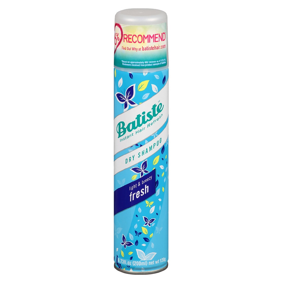Batiste Dry Shampoo Light And Breezy Walgreens 200 Ml Product Large Image