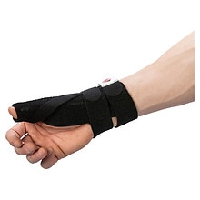 Core Thumb Spica Splint Black Walgreens