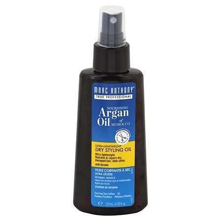 Marc Anthony True Professional Nourishing Argan Oil of Morocco Dry Styling Oil - 4.05 fl oz