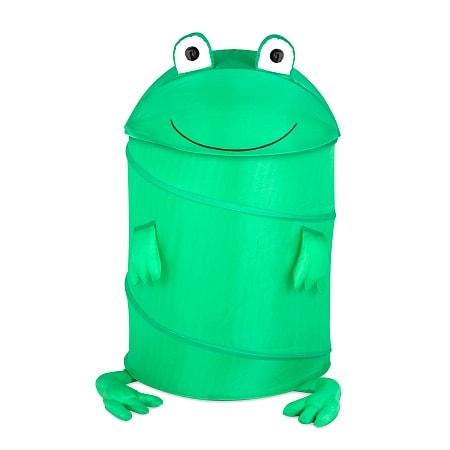Honey Can Do Large Kids Pop Up Hamper Frog - 1 ea