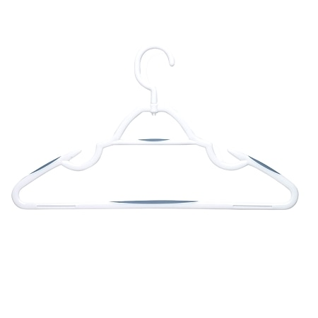 Honey Can Do Soft Touch Swivel Hangers - 10 ea
