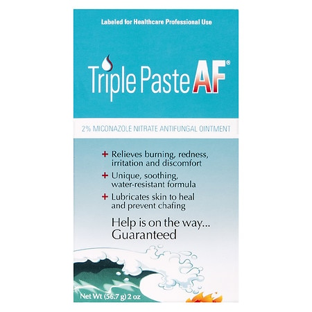 Triple Paste AF Antifungal Ointment - 2 oz.