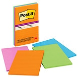 Post-it Super Sticky Notes Assorted