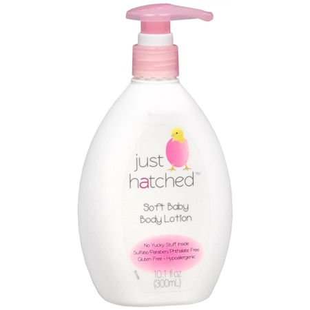 Just Hatched Soft Baby Body Lotion - 10.1 oz.