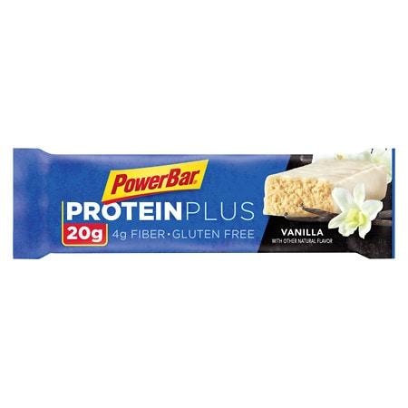 PowerBar Protein Plus Energy Bar Vanilla - 2.1 oz.
