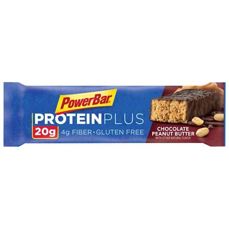 PowerBar Protein Plus Energy Bar Chocolate Peanut Butter - 2.12 oz.