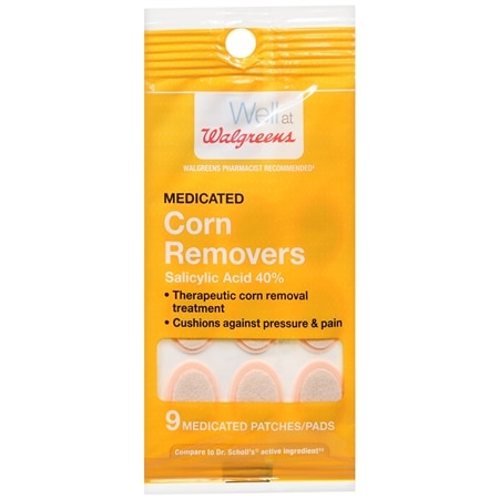 Walgreens Medicated Corn Remover Patches