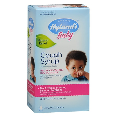 Hyland's Baby Baby Cough Syrup - 4 oz.
