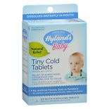 Hyland's Baby Baby Tiny Cold Tablets