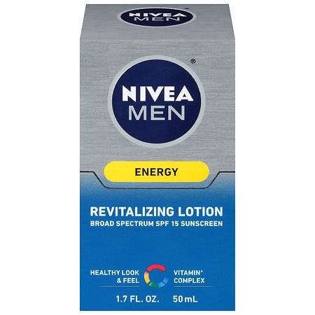 Nivea Men Sunscreen Lotion SPF 15 Energy - 1.7 oz.