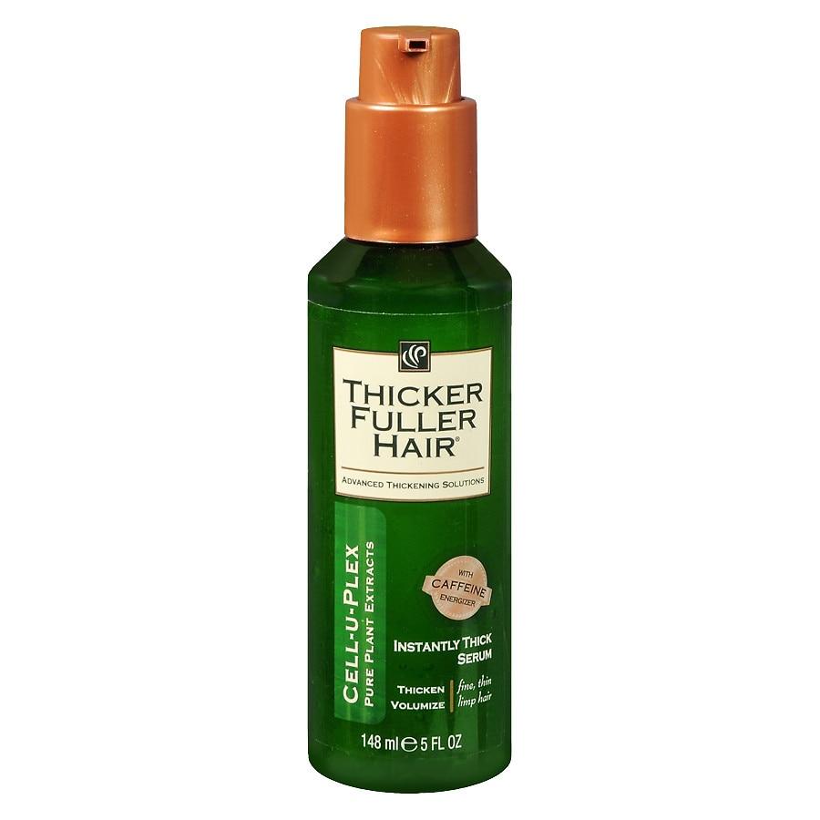 Thicker Fuller Hair Instantly Thick Serum | Walgreens