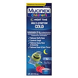 Children's Mucinex Night Time Multi-Symptom Cold Liquid