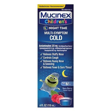 Mucinex Liquid | Walgreens