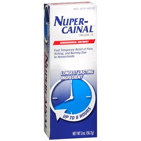 Nupercainal Hemorrhoidal Ointment - 2 oz.
