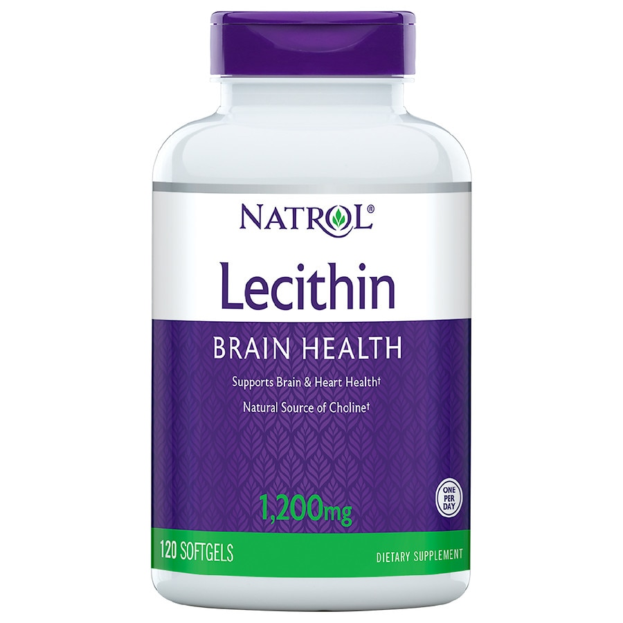 De oiled soya lecithin and sexual health