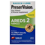 Preservision vitamins & supplements