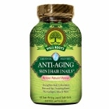 Well Roots Anti-Aging Skin Hair Nails, Softgels