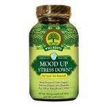 Well Roots Mood Up Stress Down, Softgels