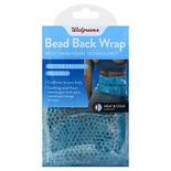 Walgreens Hot & Cold Bead Back Wrap