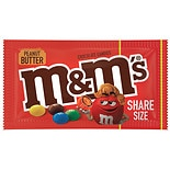 M&M's Chocolate Candies Peanut Butter