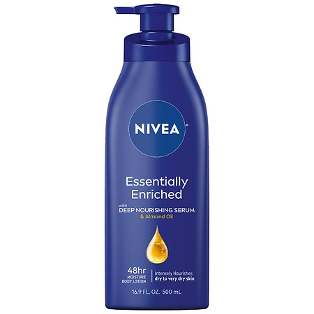 Nivea Essentially Enriched Body Lotion - 16.9 oz.