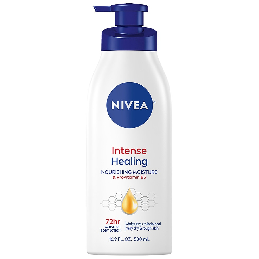 Beauty Spray Untuk Gatal Kulit: Nivea Extended Moisture Body Lotion