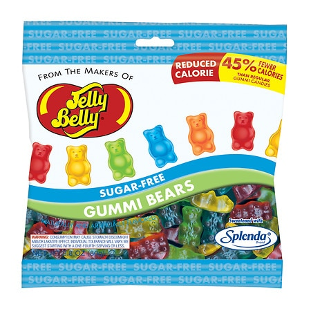 Jelly belly sugar free gummi bears bag walgreens jelly belly sugar free gummi bears bag negle Gallery