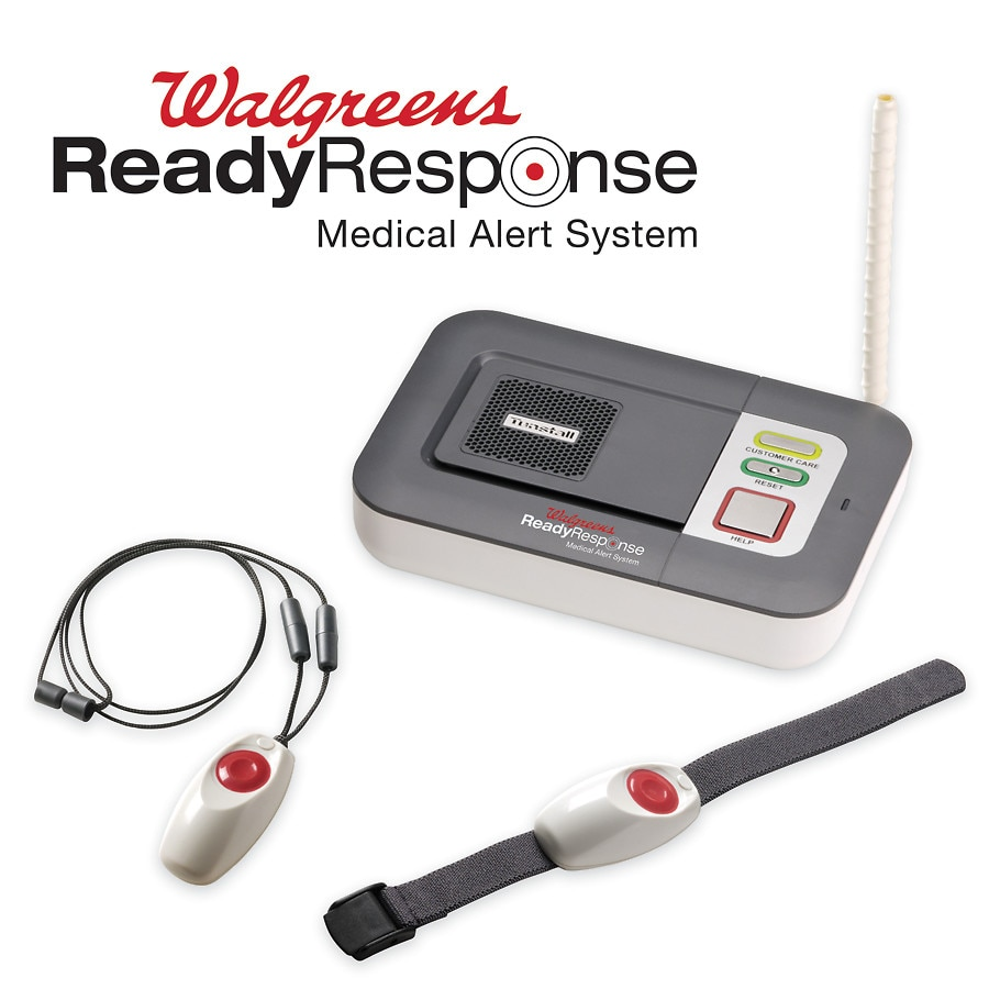 Walgreens Readyresponse Medical Alert System Walgreens