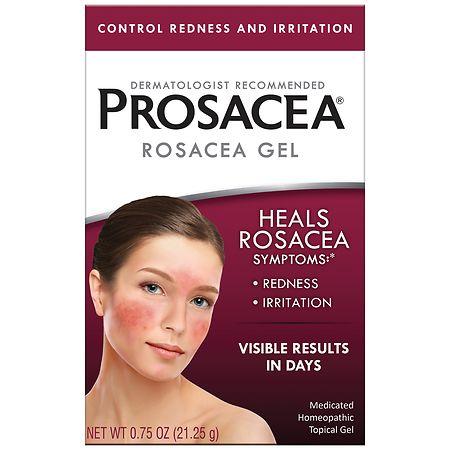 Prosacea Rosacea Treatment Homeopathic Topical Gel - 0.75 oz.