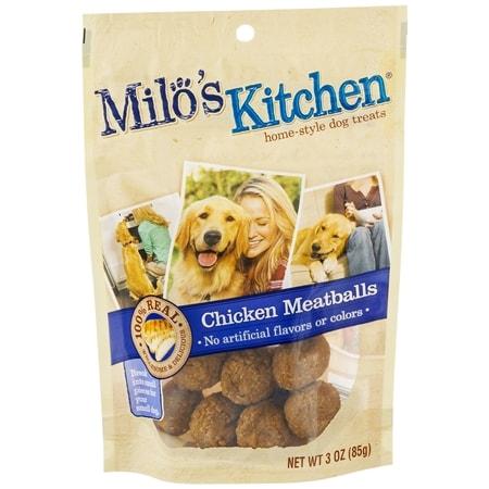 Milo's Kitchen Home-Style Dog Treats Chicken - 3 oz.