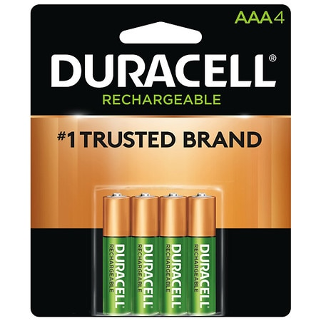 duracell rechargeable nimh batteries aaa walgreens. Black Bedroom Furniture Sets. Home Design Ideas