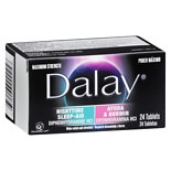 Dalay Nighttime Sleep-Aid, Tablets