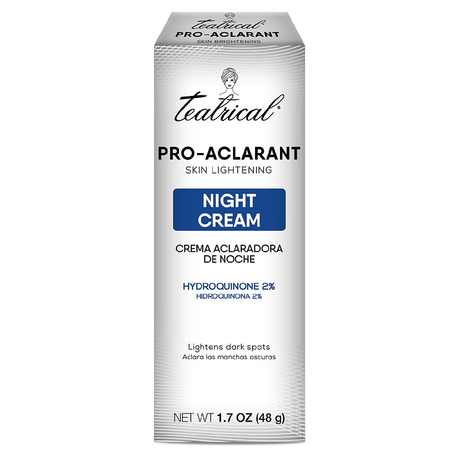 Teatrical Skin Lightening Cream1.7 oz