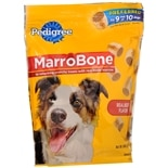 Pedigree MarroBone Crunchy Treats for Dogs Beef
