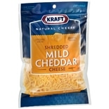 Kraft Shredded Cheese Mild Cheddar