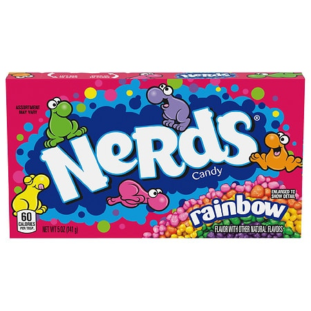 Nerds Concession Theater Box Candy Assorted Walgreens