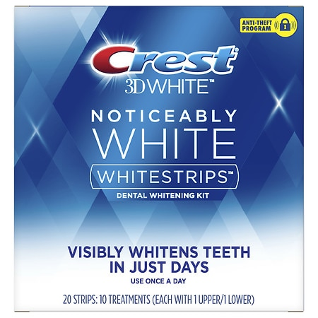 Walgreens tooth whitening strips concentration