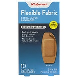 Walgreens Flexible Fabric Bandages XLarge