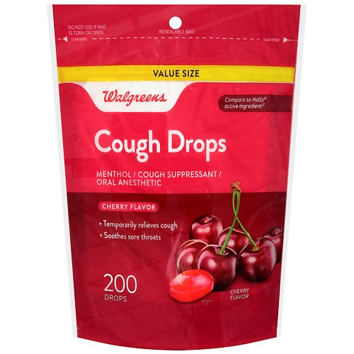 Cough, Cold and Flu Medications | Walgreens