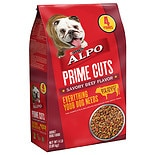 Alpo Prime Cut Dog Food Savory Beef
