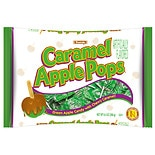 Tootsie Caramel Apple Pops Green Apple