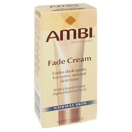 3 Pack - Ambi Fade Cream for Normal Skin, 2 oz Each Redmond Facial Mud Hydrated Clay, 4 Ounce