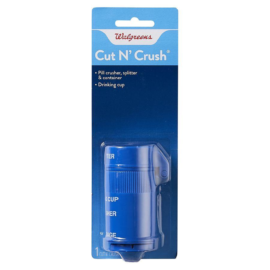 Walgreens Cut N' Crush Pill Crusher/Splitter
