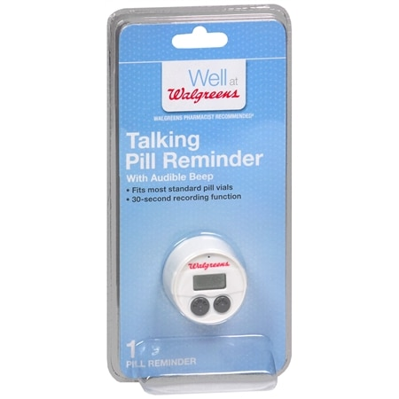 Walgreens Talking Pill Reminder - 1 ea
