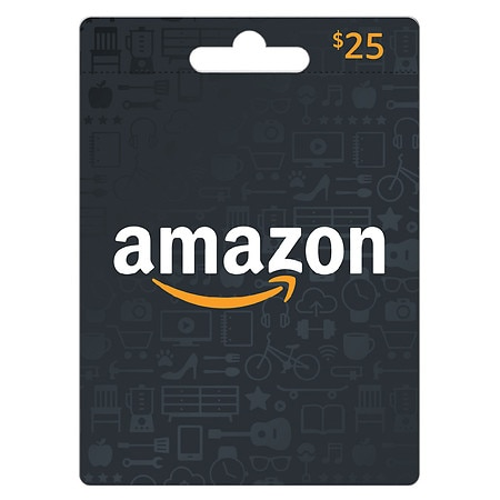Amazon.com $25 Gift Card | Walgreens