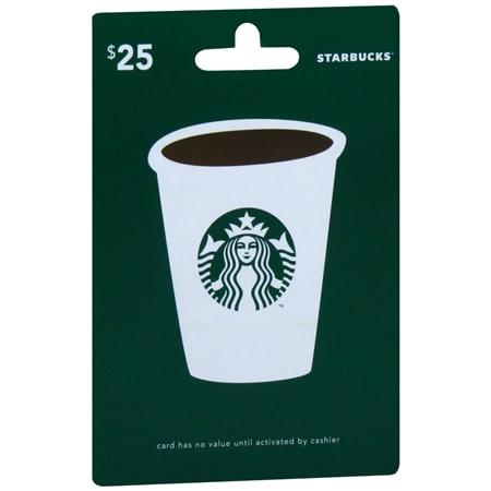 Starbucks 25 gift card walgreens starbucks 25 gift card negle Choice Image