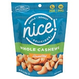 Nice! Whole Cashews Unsalted